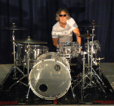 Carly Drumset